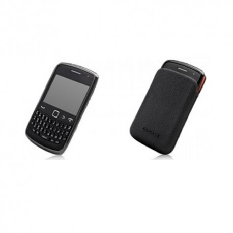 Capdase Smart Pocket Value Posh Set Blackberry 9360 Black