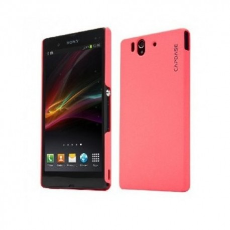 Capdase Karapace Jacket Touch Sony Xperia Z