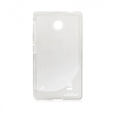 Ahha Moya Gummishel Nokia X Dual Transparant