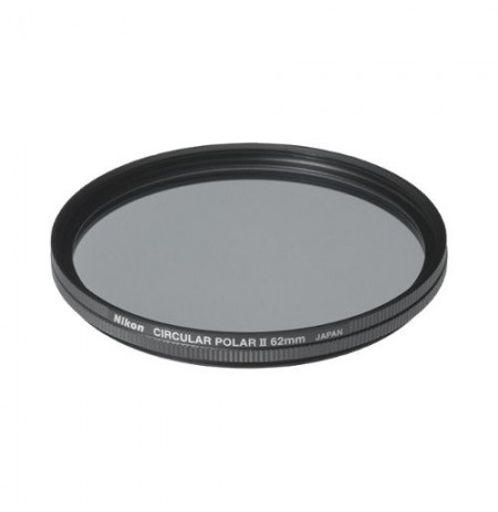 Nikon Circular Polarizer Filter 62mm Haze Multicoated