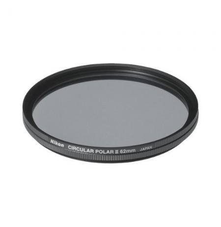 Nikon Circular Polarizer Filter 62mm Haze Multicoated