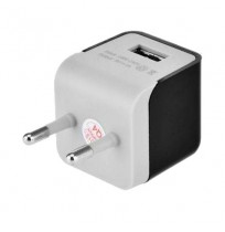 CliPtec Single USB Port 1A Home Charger