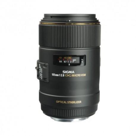 Sigma 105mm F/2.8 EX DG Macro OS HSM