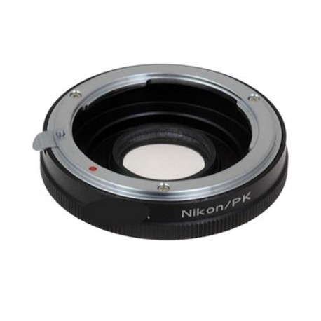 Nikon Lens to Pentax Body Adapter