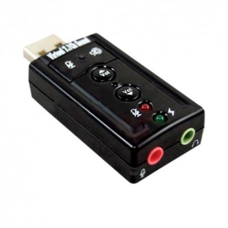 CliPtec USB 7.1 Virtual Sound Card