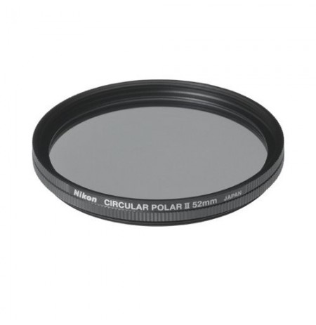 Nikon Circular Polarizer Filter 52mm