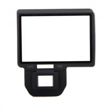 GGS LCD Screen Protector For Canon 550D