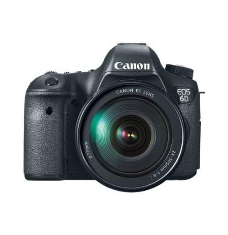 Canon EOS 6D 24-105mm L