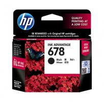 HP Ink 678 Black