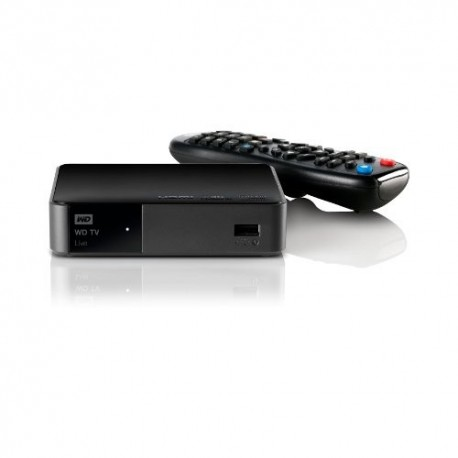 Western Digital TV Live Streaming