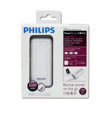 Philips Power Station 5200mah