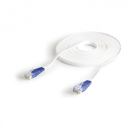 CLiPtec Slim Flat CAT5e Patch Cable 5.0 m OCC403