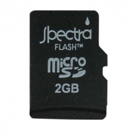 Spectra Flash 2GB