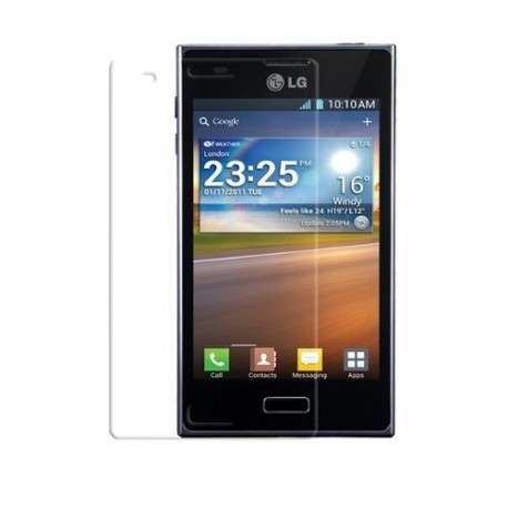 Screen Guard Clear LG Optimus L5