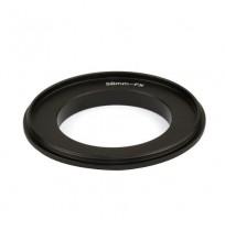 Optic Pro Reverse Ring 58mm For Fuji FX