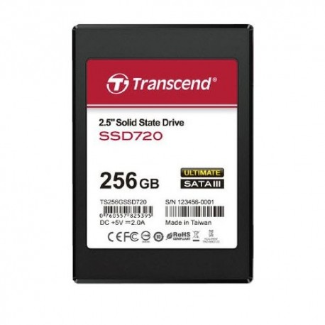 Transcend 256GB SATA III 6Gb/s