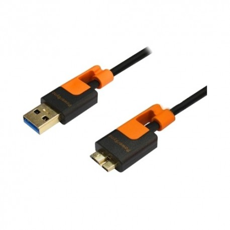 PowerSync USB 3.0 Male to Micro B KRMIB150-1