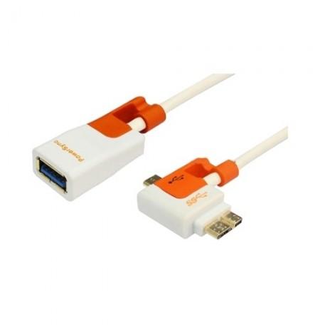 PowerSync Dual OTG USB 3.0 KROTGX0159-1