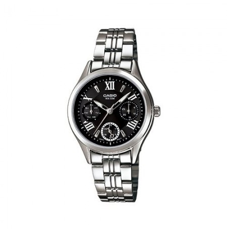 Casio Ladies Analog LTP E301D 1AVDF