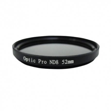 Optic Pro 52mm ND 8