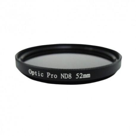 Optic Pro 52mm ND 8