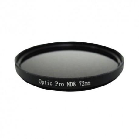 Optic Pro 72mm ND 8