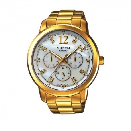 Casio Sheen SHE3802GD 7ADR