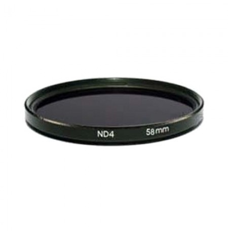 Optic Pro Filter ND04 58mm