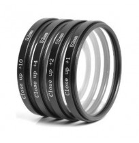 Optic Pro Close Up Set 52mm