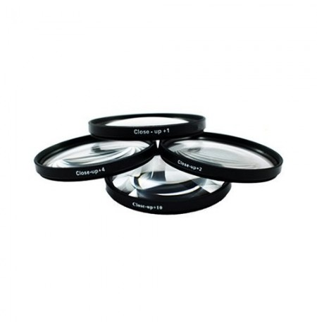 Optic Pro Close Up Set 67mm