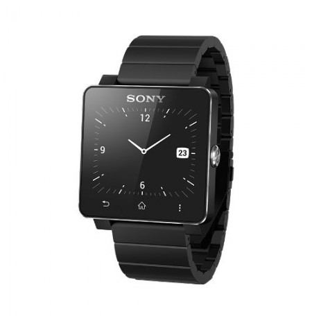 Sony SW2 Metal Black