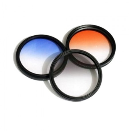 Optic Pro Filter Kit Gradual 62mm