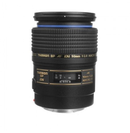 Tamron SP 90mm f/2.8 Di for Canon
