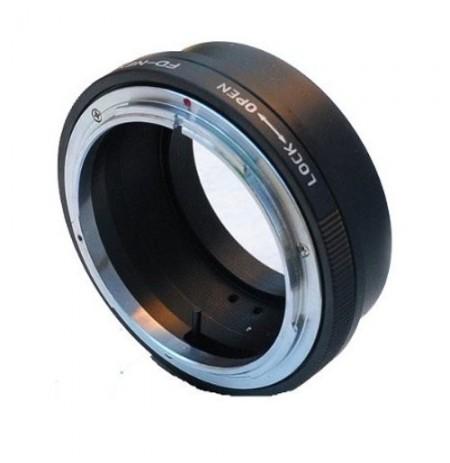 Optic Pro Canon FD Mount to Sony NEX E