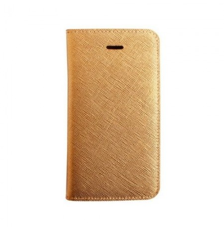 Layblock Flip Case iPhone 5/5S Real Gold