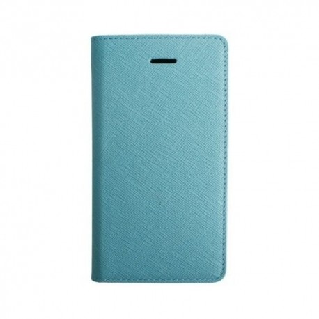 Layblock Flip Case iPhone 5/5S Silk Blue