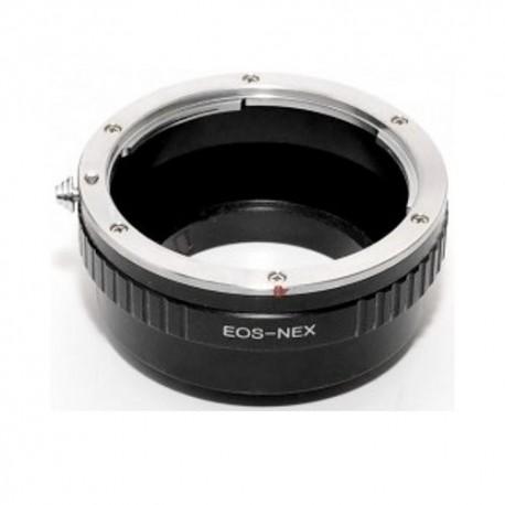 Gambar Canon EOS to NEX
