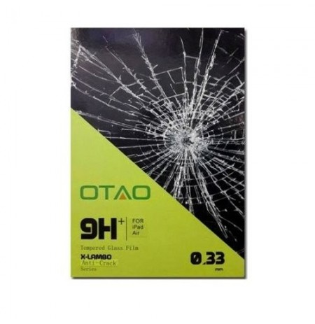 OTAO X-Lambo 0.33 iPad Air Tempered Glass