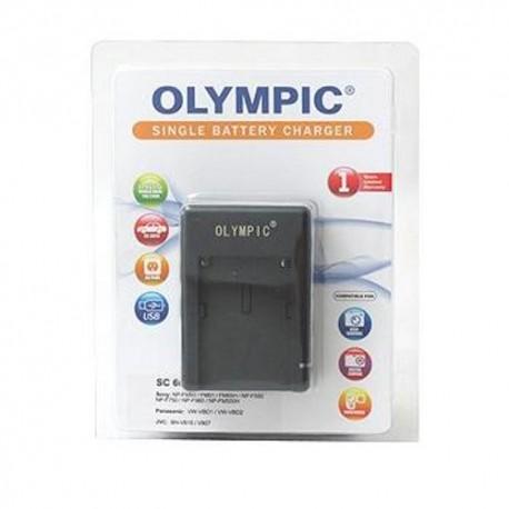 Gambar Olympic SC 600