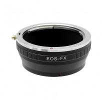 Canon EOS to Fujifilm X