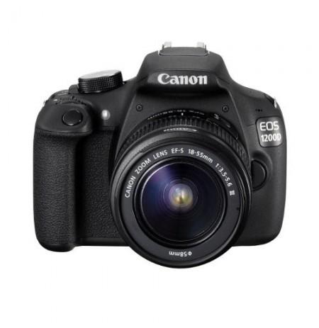 Gambar Canon EOS 1200D 18-55 Non IS