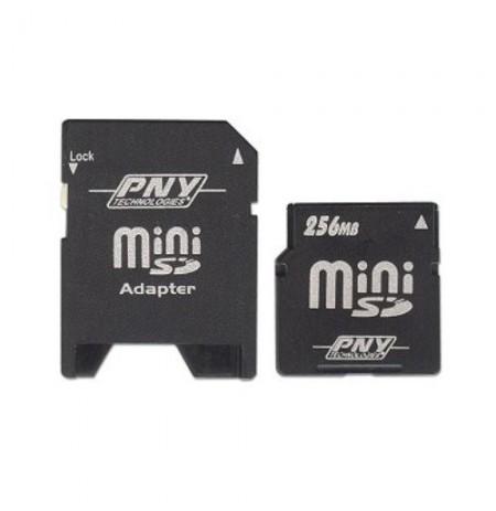 Gambar PNY 256MB MiniSD