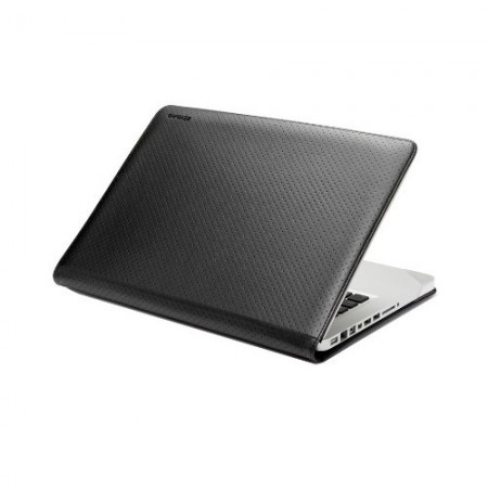 "Capdase Folder Case Slim Dot For MacBook Air 11"" Black"