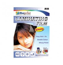 Blueprint Glossy Laminating Film A4