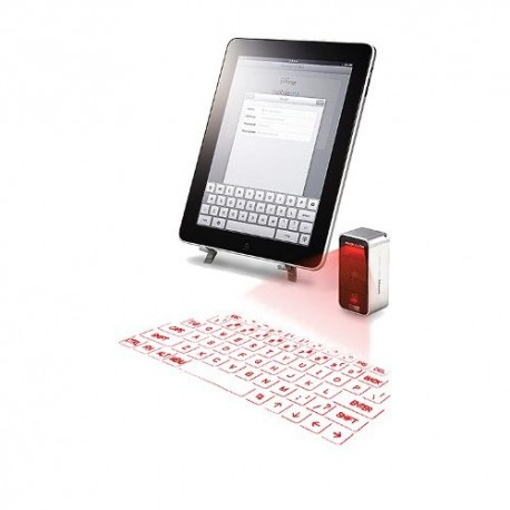 Cube Laser Virtual Keyboard for Apple