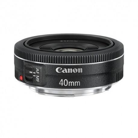 Gambar Canon EF 40mm f/2.8 STM