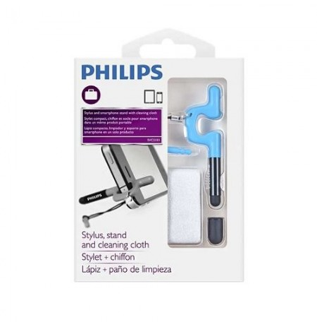 Philips Stylus stand and Cleaning