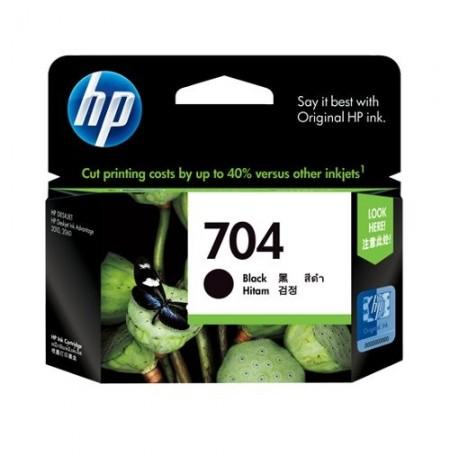 HP 704 Ink Advantage Cartridge