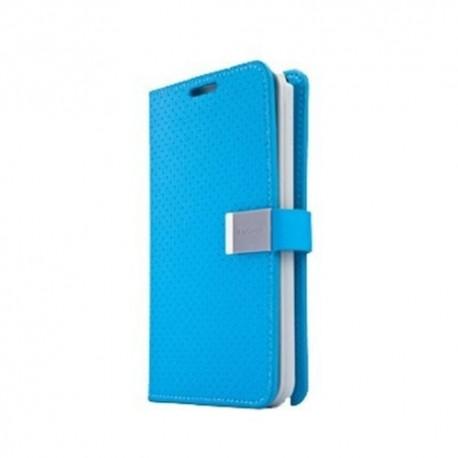 Capdase Sider Polka Samsung Galaxy Note 2 Blue