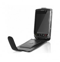 Capdase Leather Case FlipTop Blackberry 9800